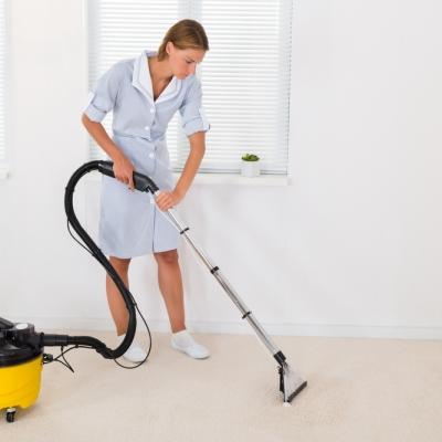 Servicio de profesional en limpieza Hogar día completo Turno 8 Horas